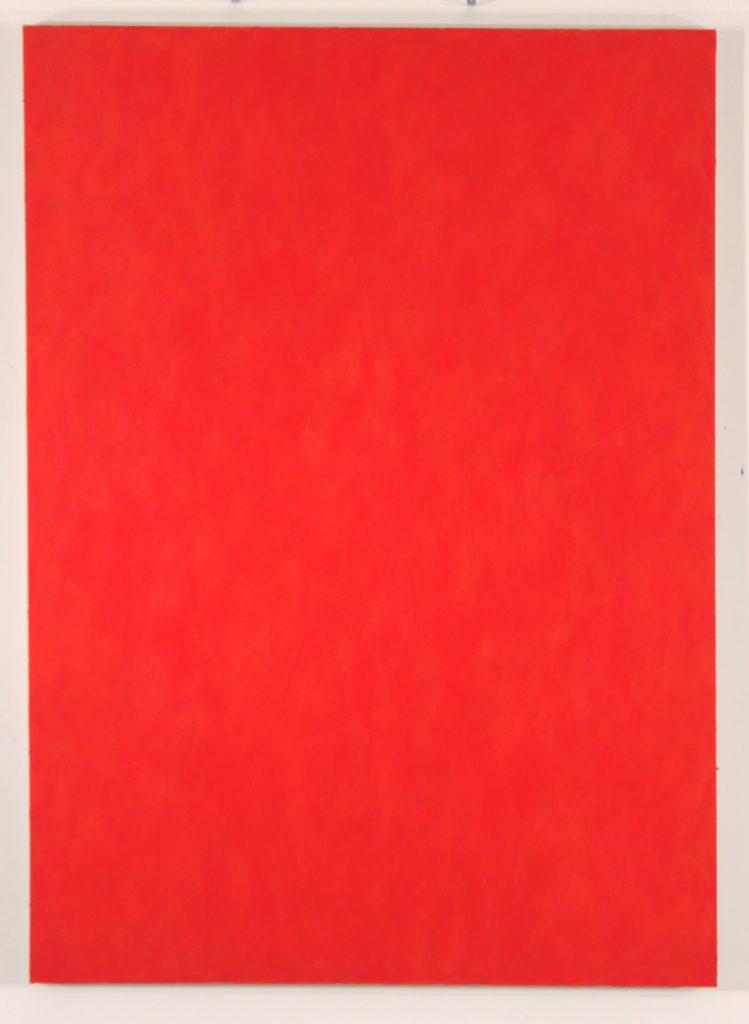 2016 163 x 117 cm Wax Oil on Linen