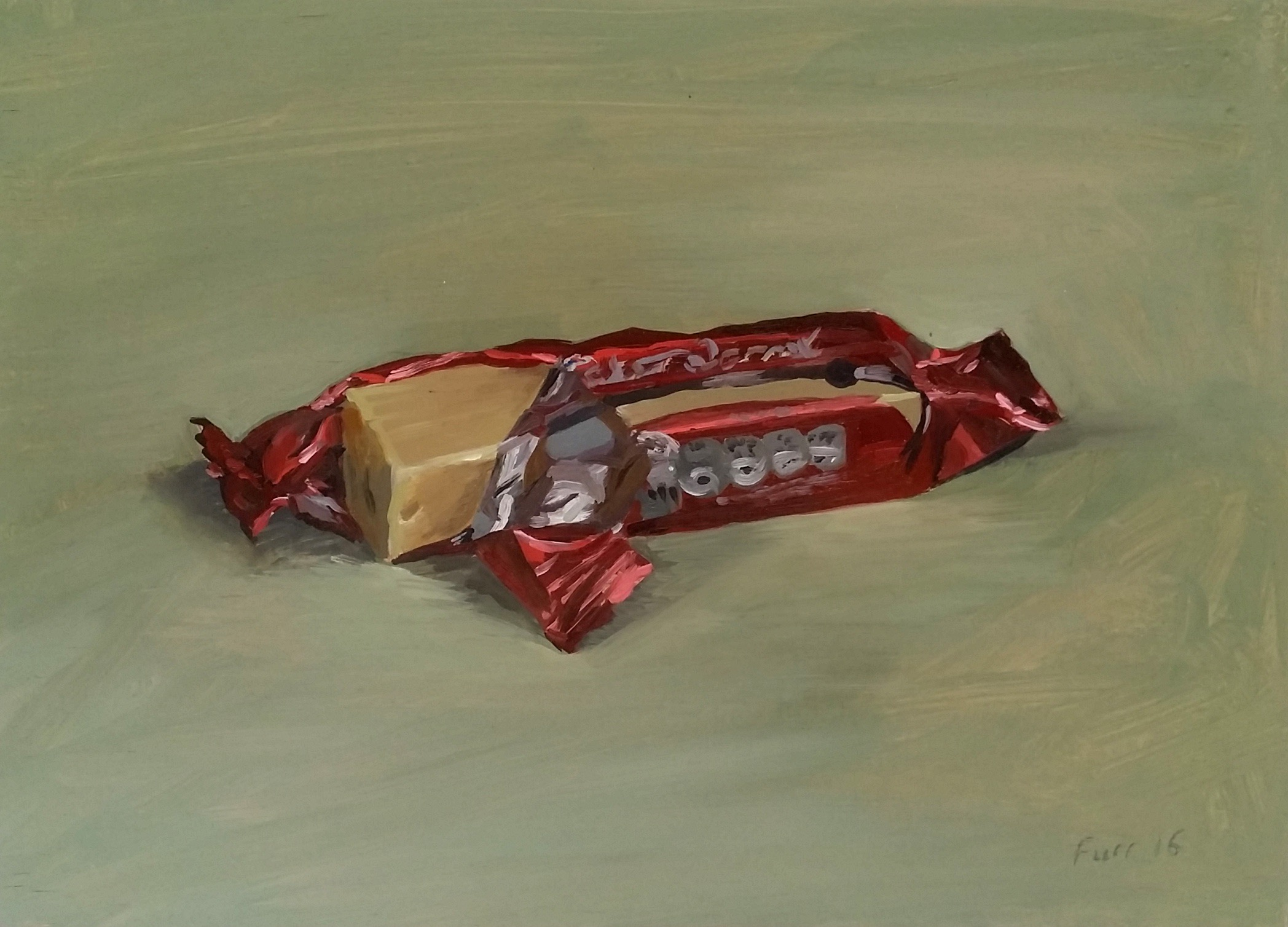 Christian Furr: Kraft Cracker Barrel