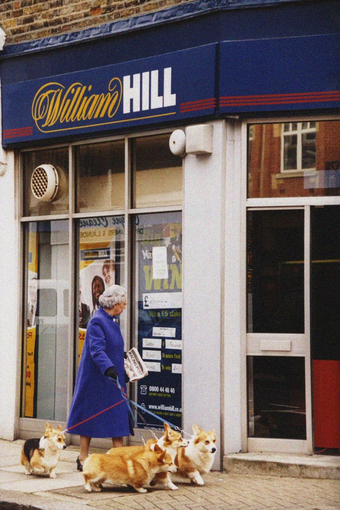 Alison Jackson: The Queen At William Hill