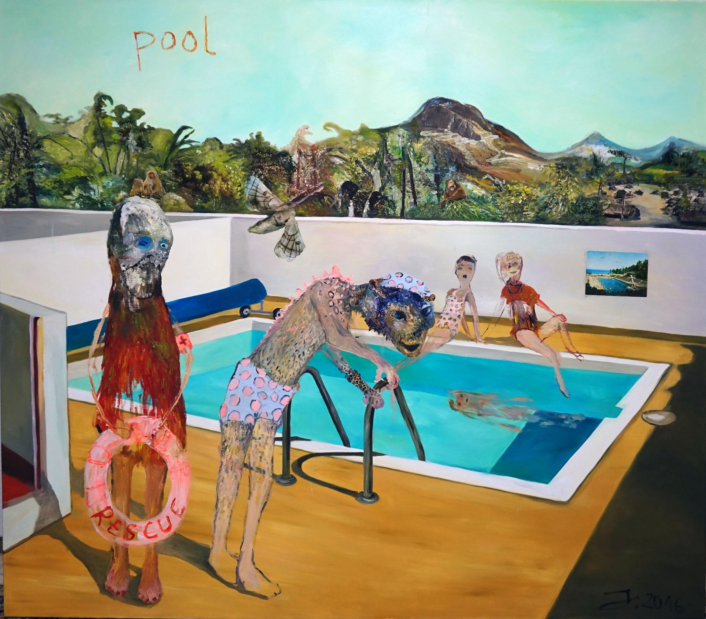 Juliane Hundertmark: Pool No.2