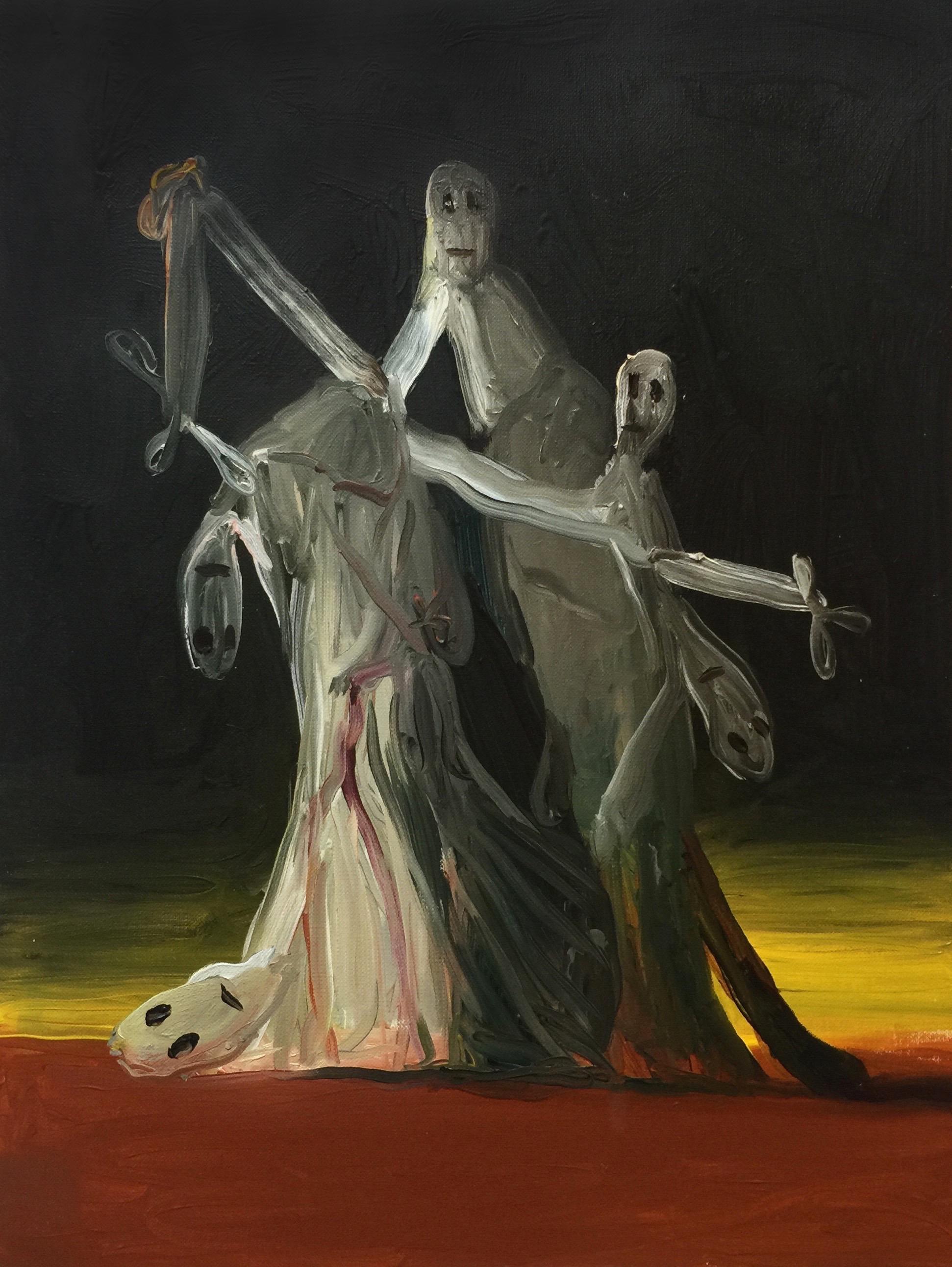 Joseba Eskubi: No.23 'Untitled – (Black)'
