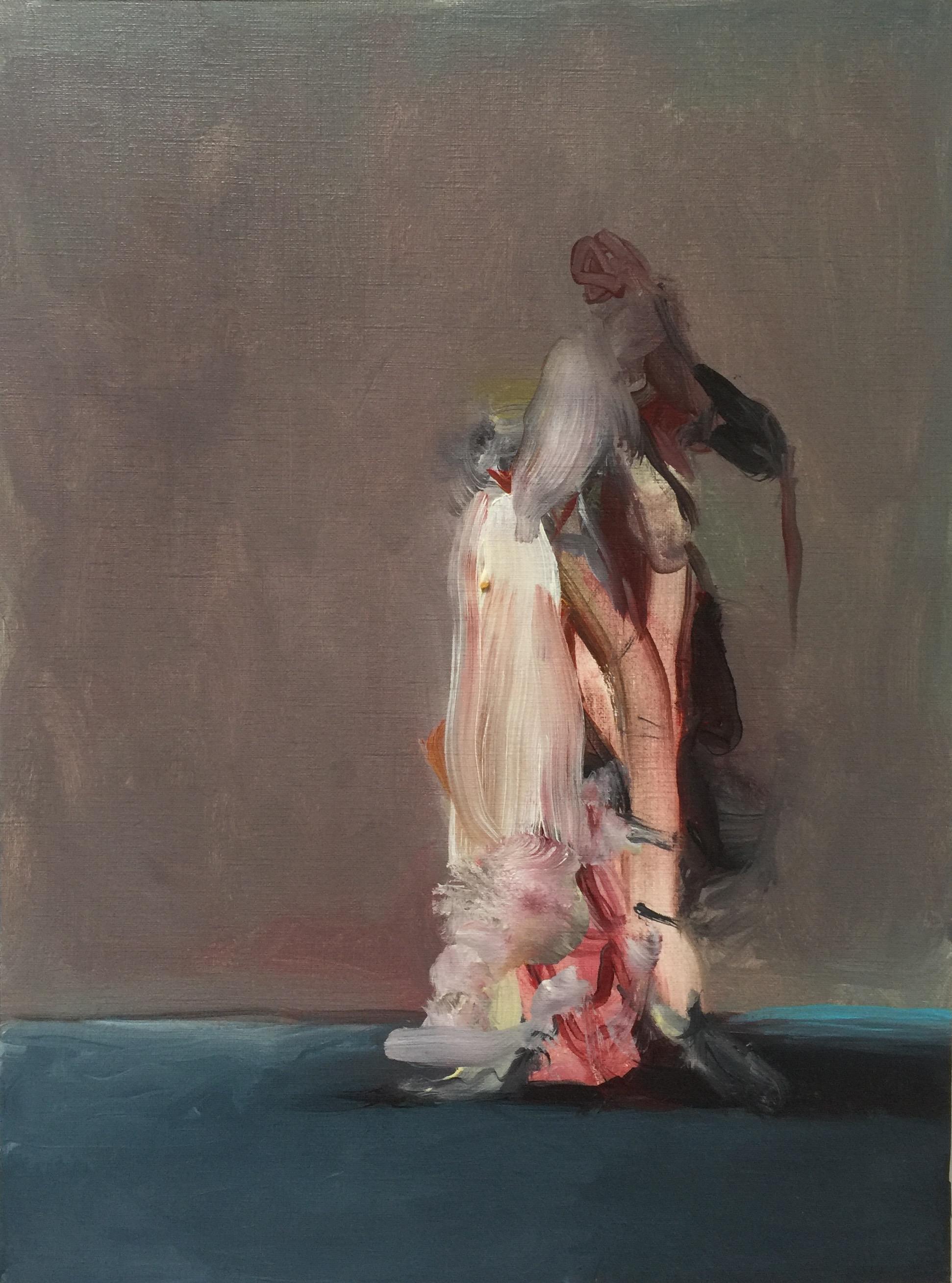 Joseba Eskubi: No.25 'Untitled – (Blue)'