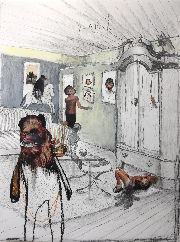 Juliane Hundertmark: The Visit