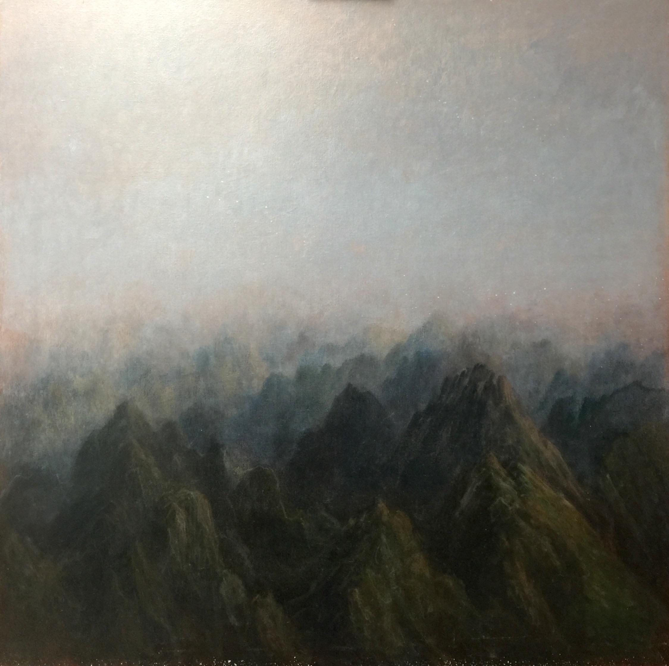 Tobit Roche: Himalayan Landscape No.2