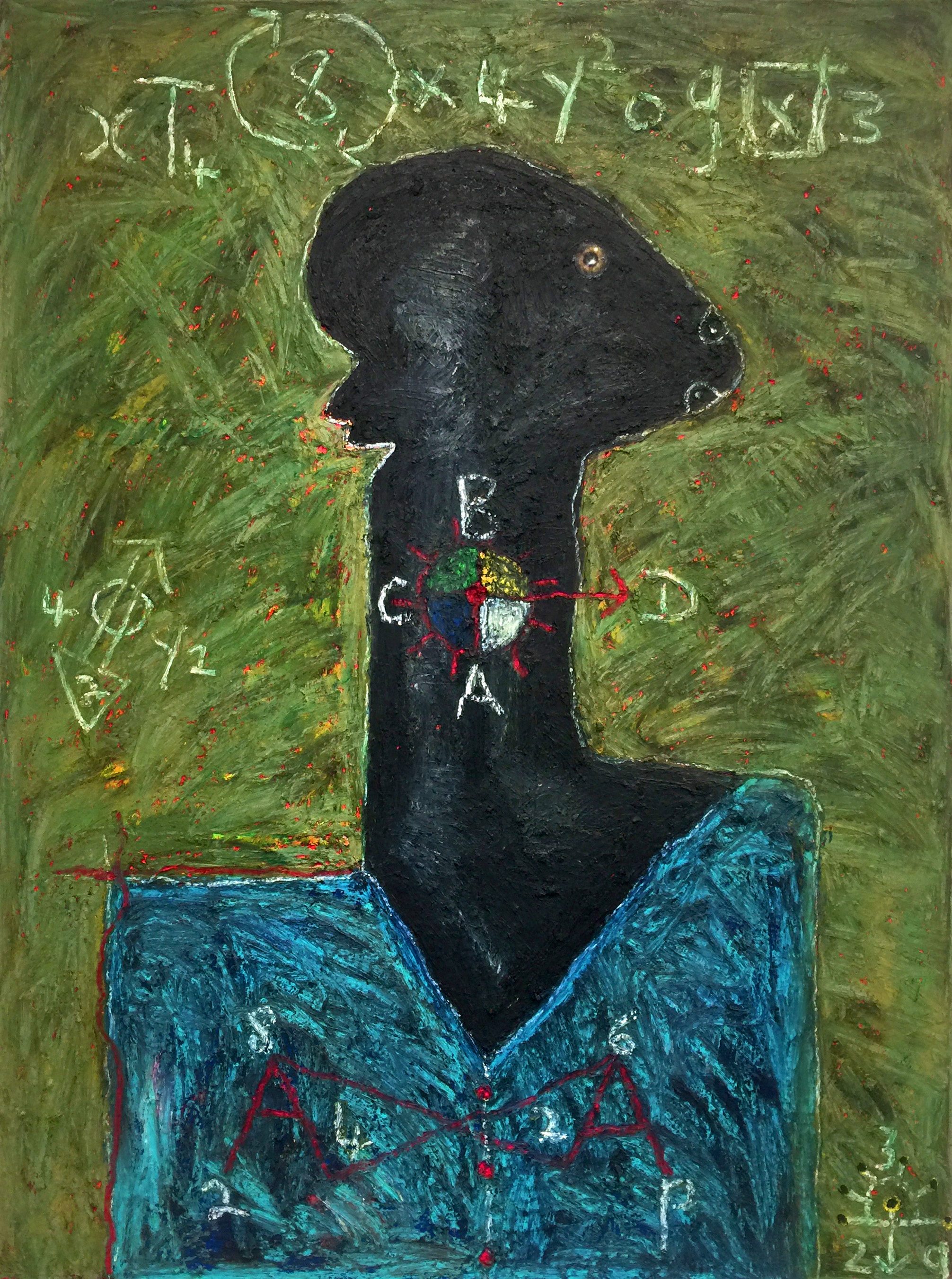 Adjani Okpu-Egbe: Self Portrait as the Protagonist
