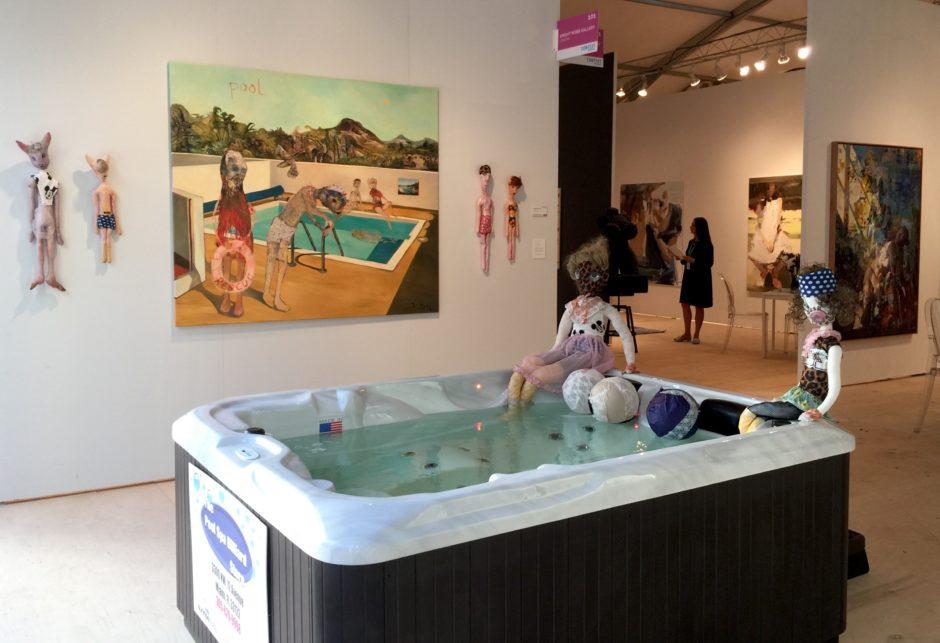 Art Miami Hot Tub A Solo Presentation Of Berlin