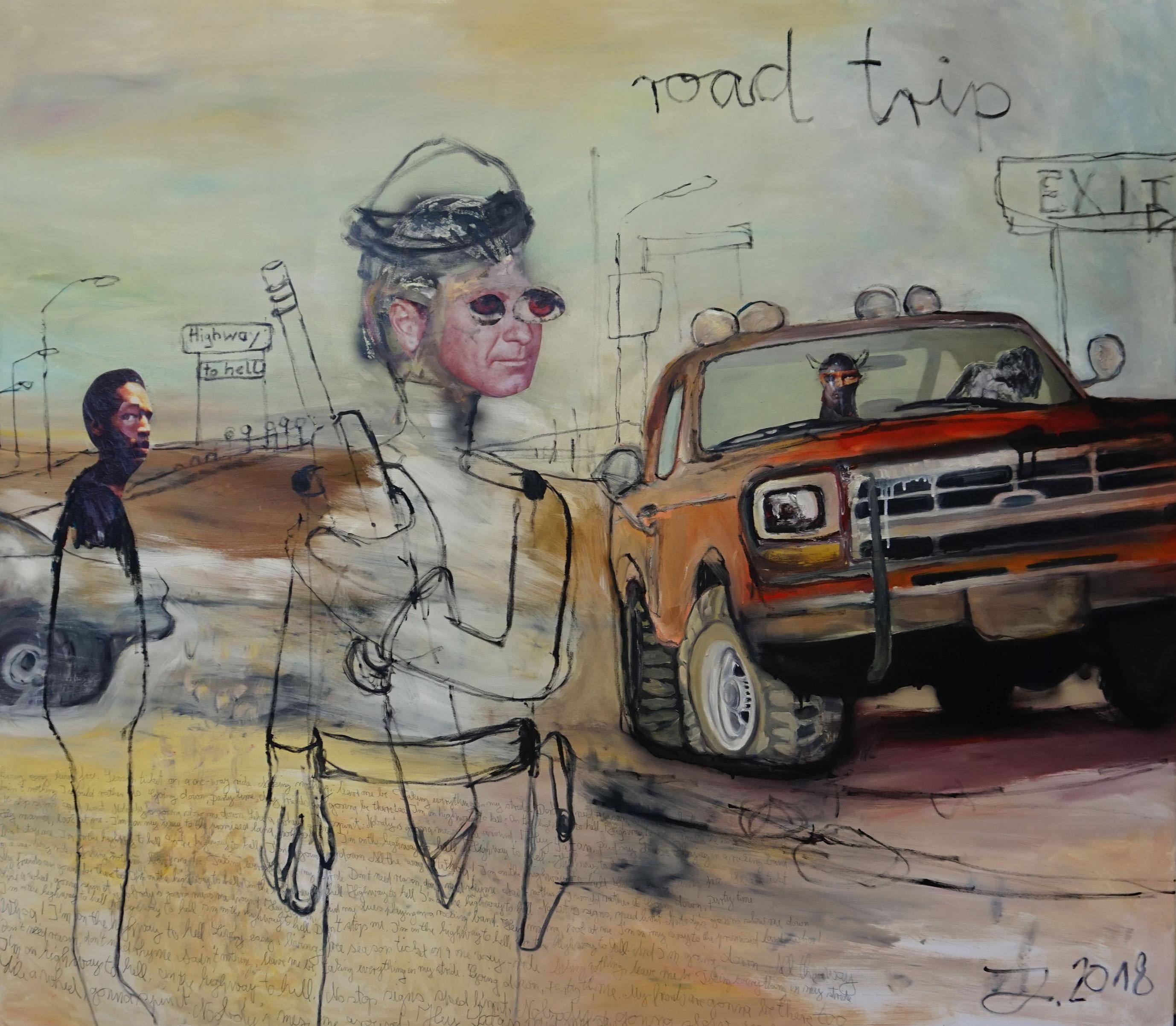 Juliane Hundertmark: Road Trip
