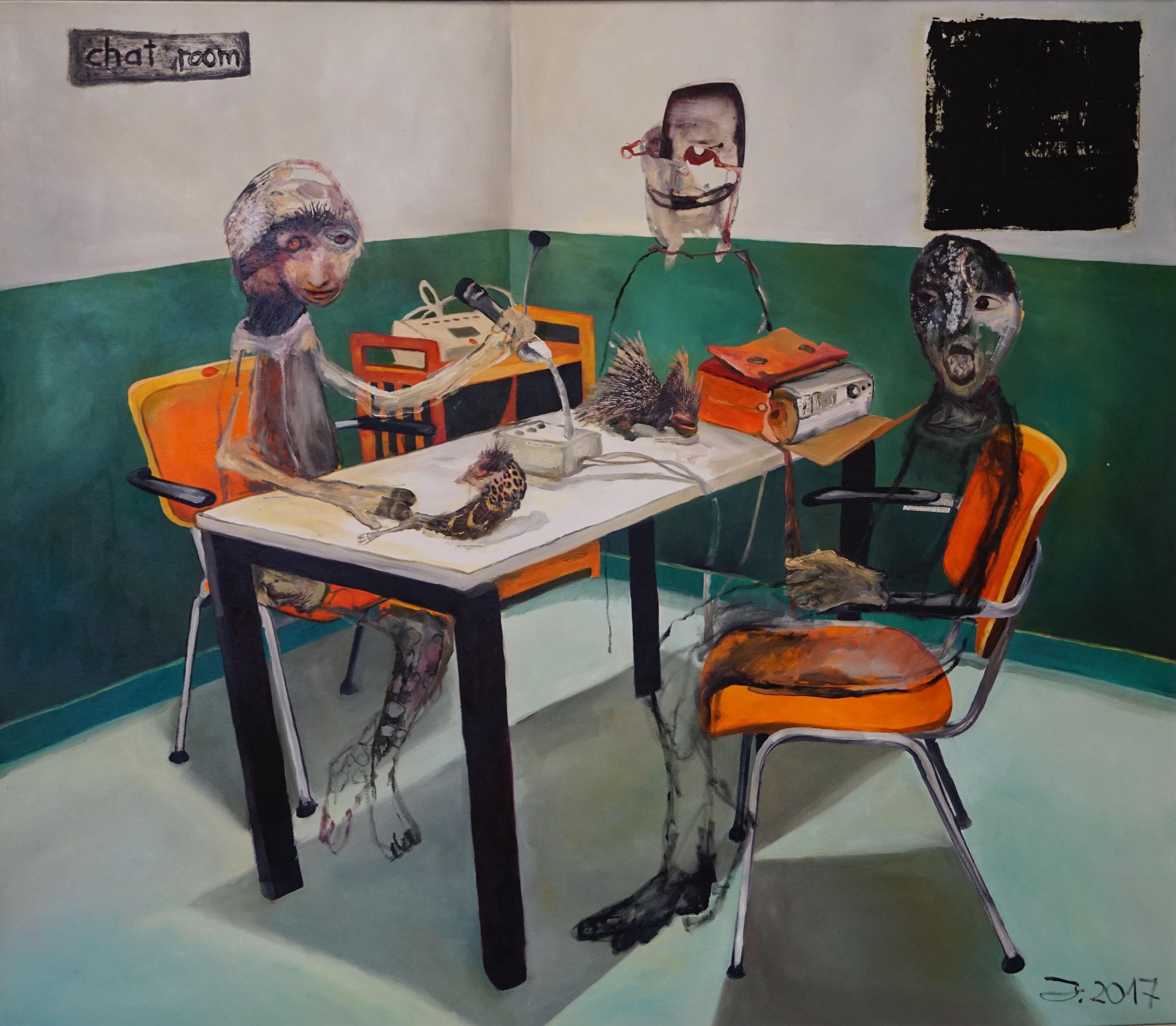 Juliane Hundertmark: Chat