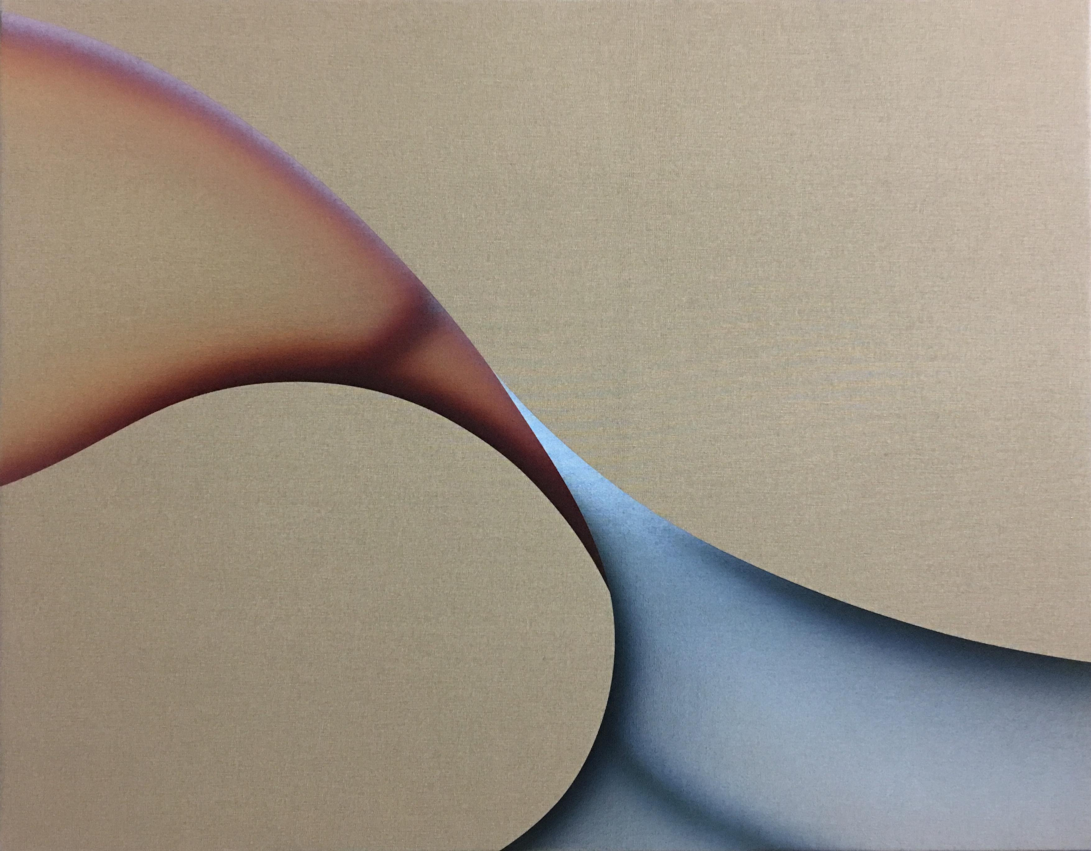 Rufus: Linen Curve #12