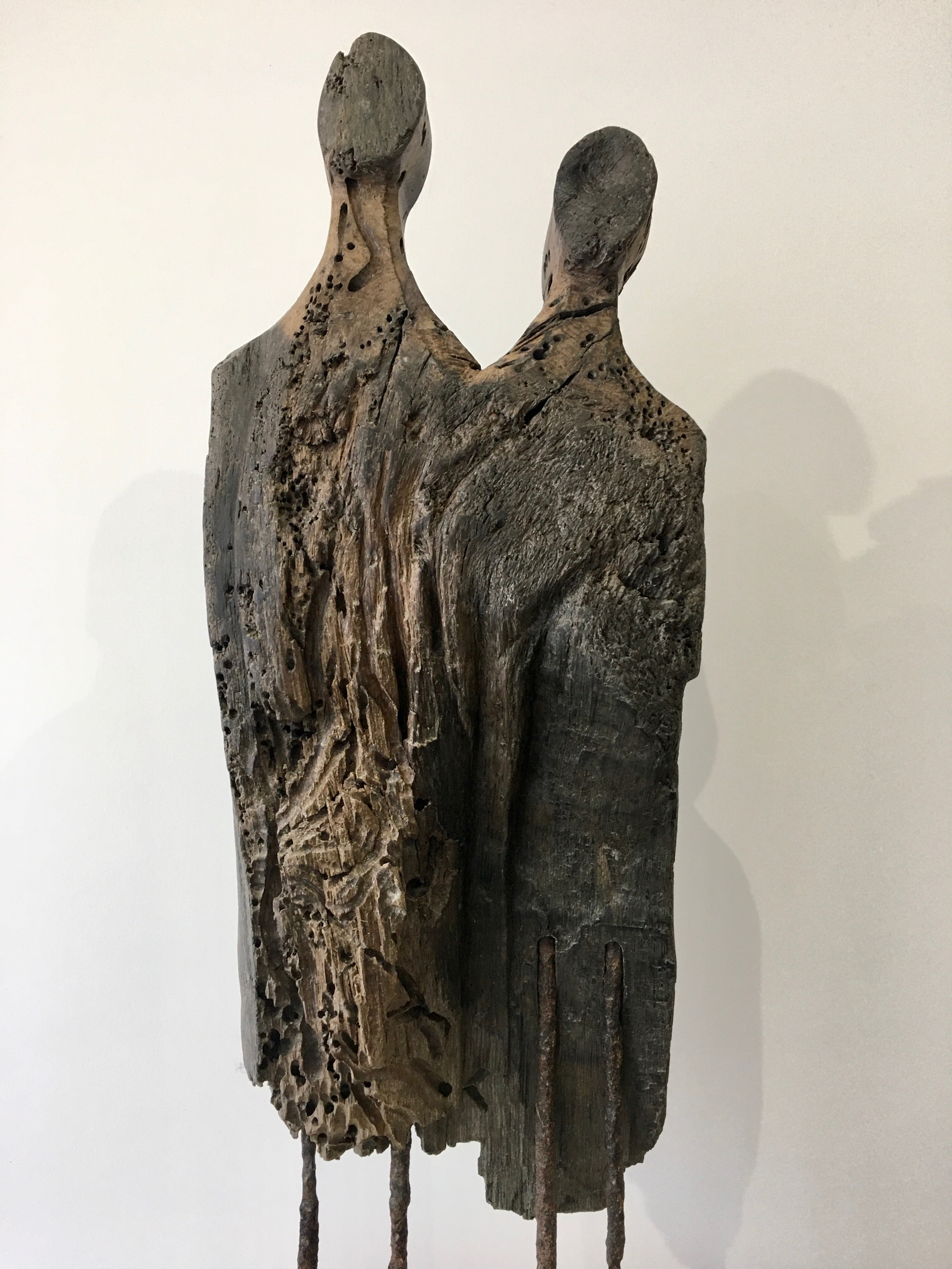 Roger Hardy: Standing Couple