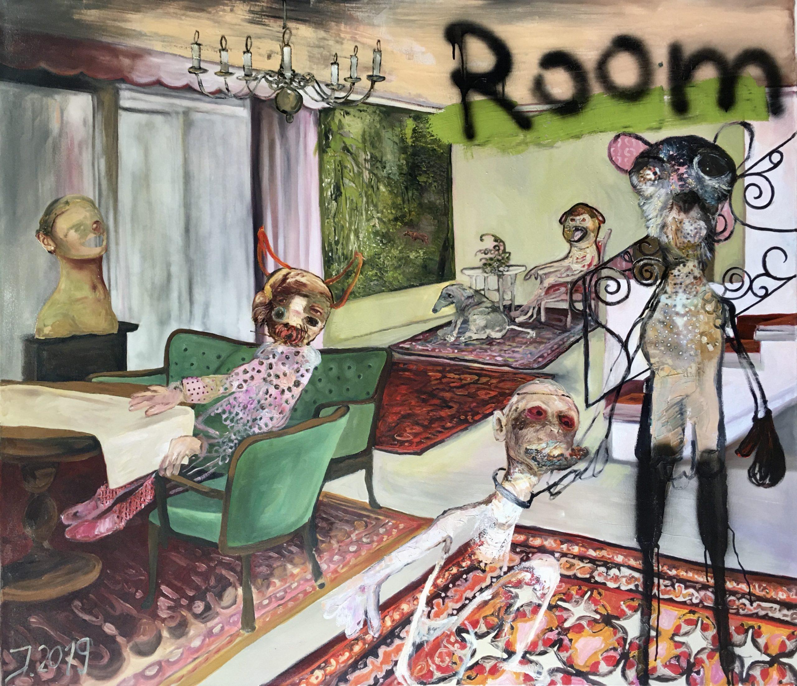Juliane Hundertmark: Room