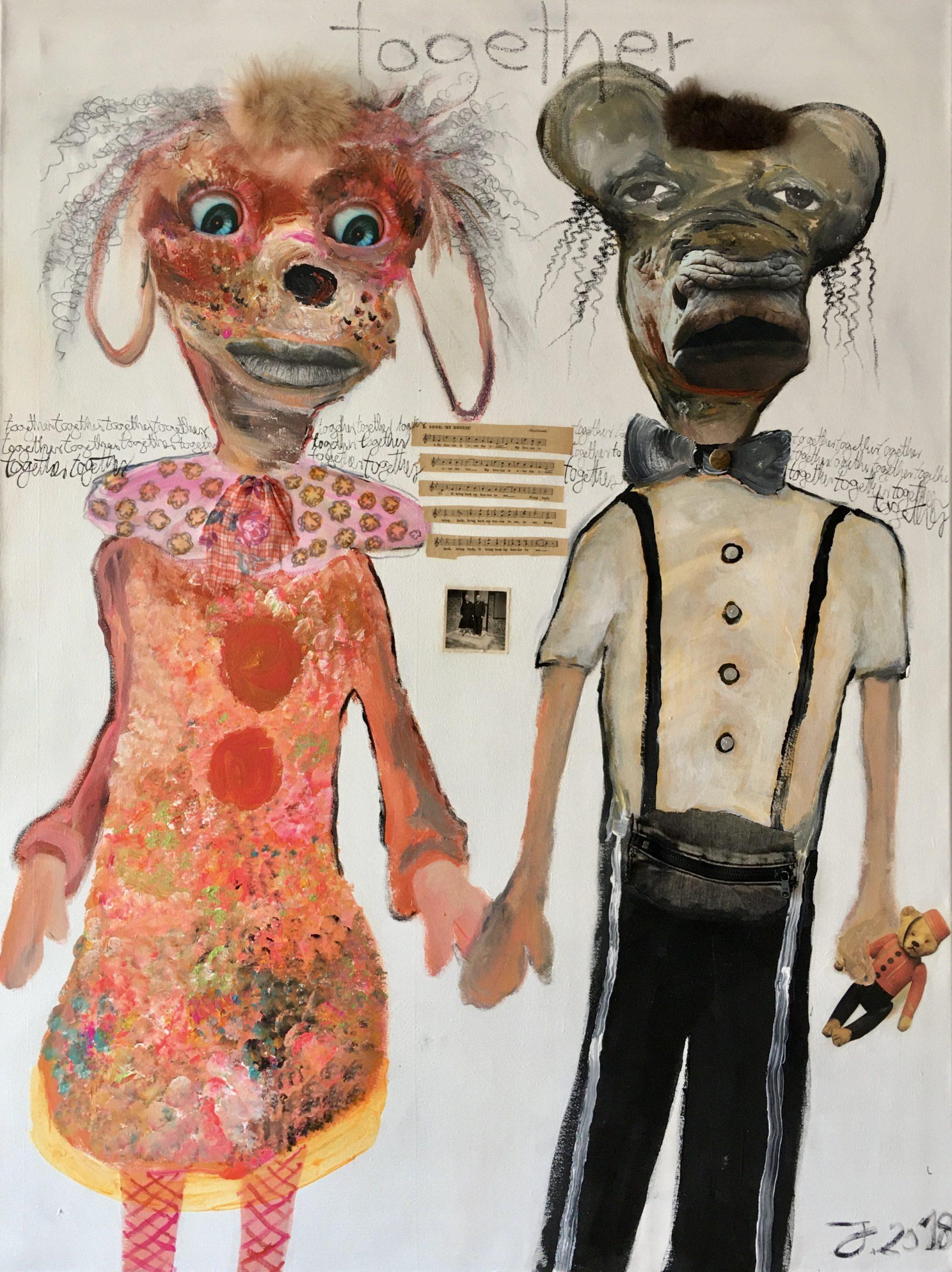 Juliane Hundertmark: Together