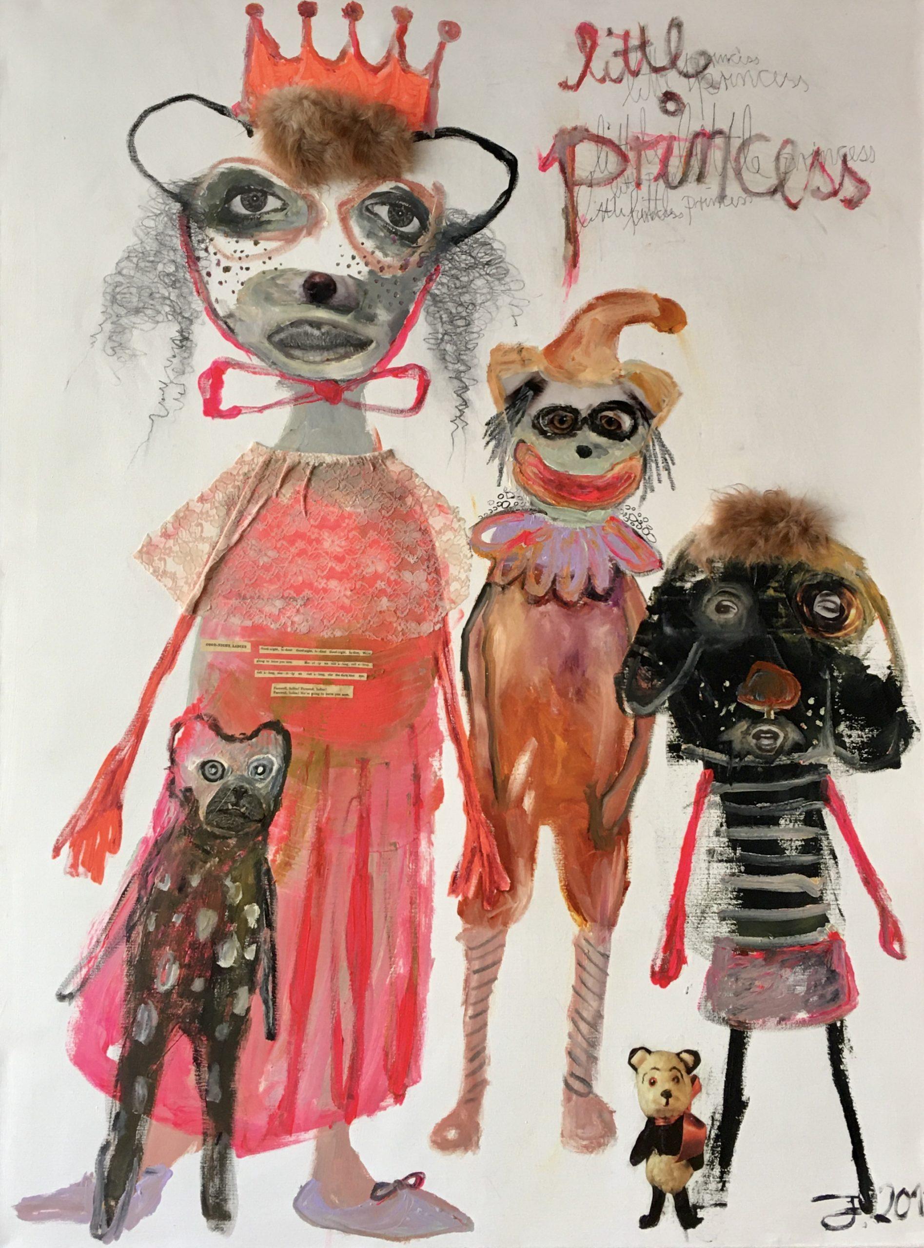 Juliane Hundertmark: Little Princess