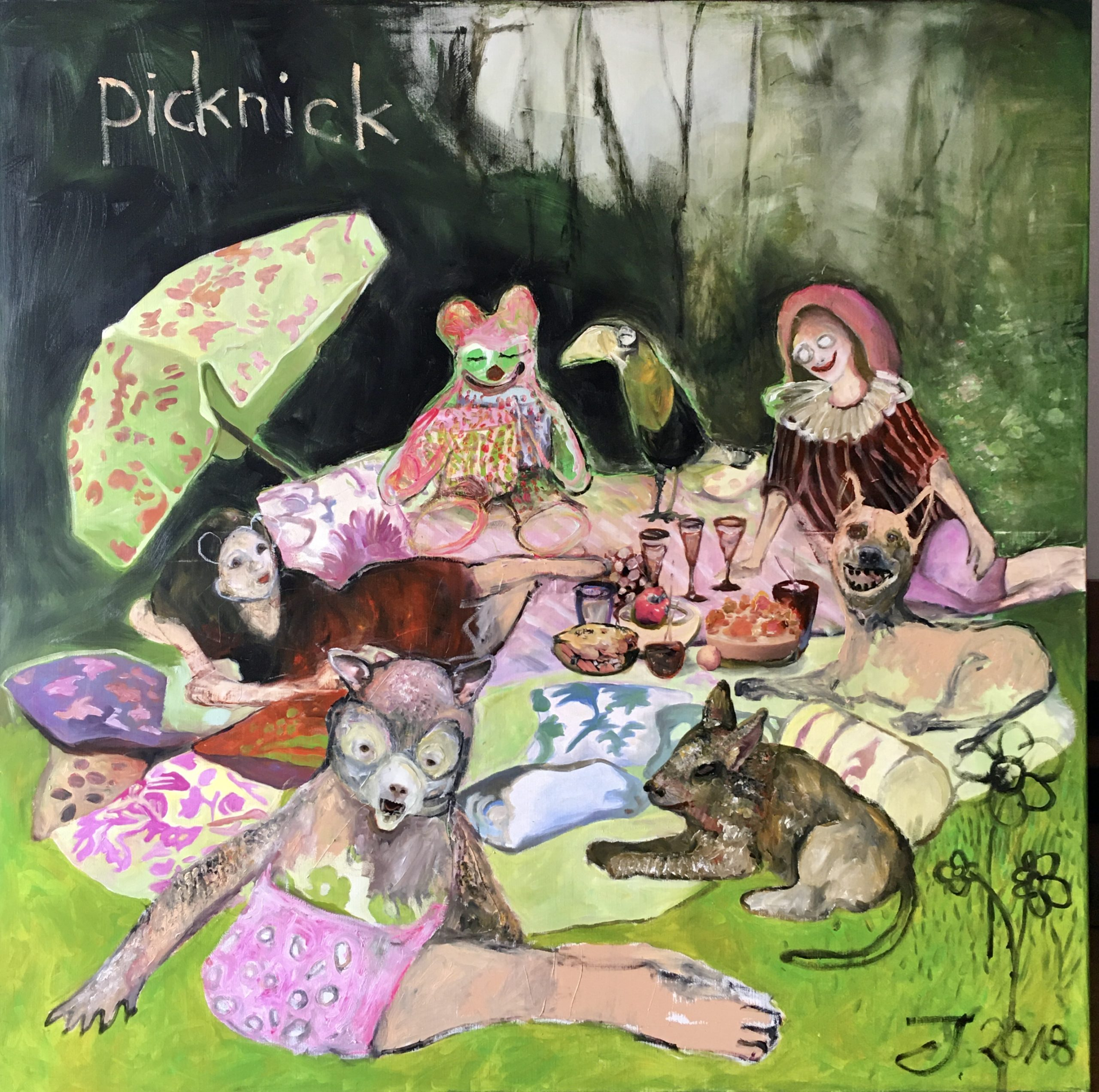 Juliane Hundertmark: Picknick
